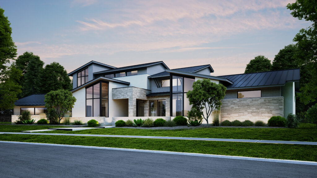 Exterior Rendering Atwood Crescent image