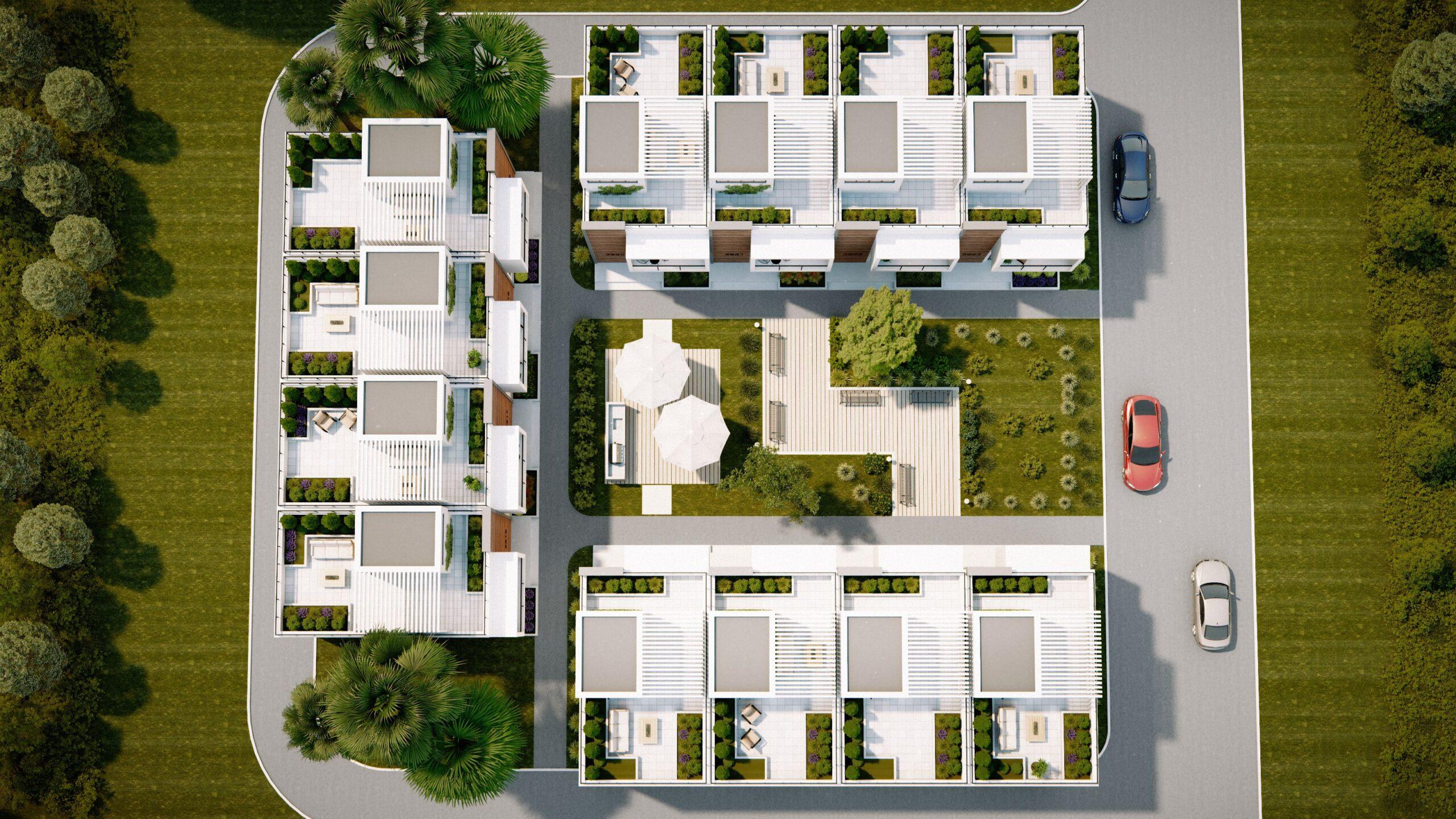 Shirley Ave Site Plot Plan