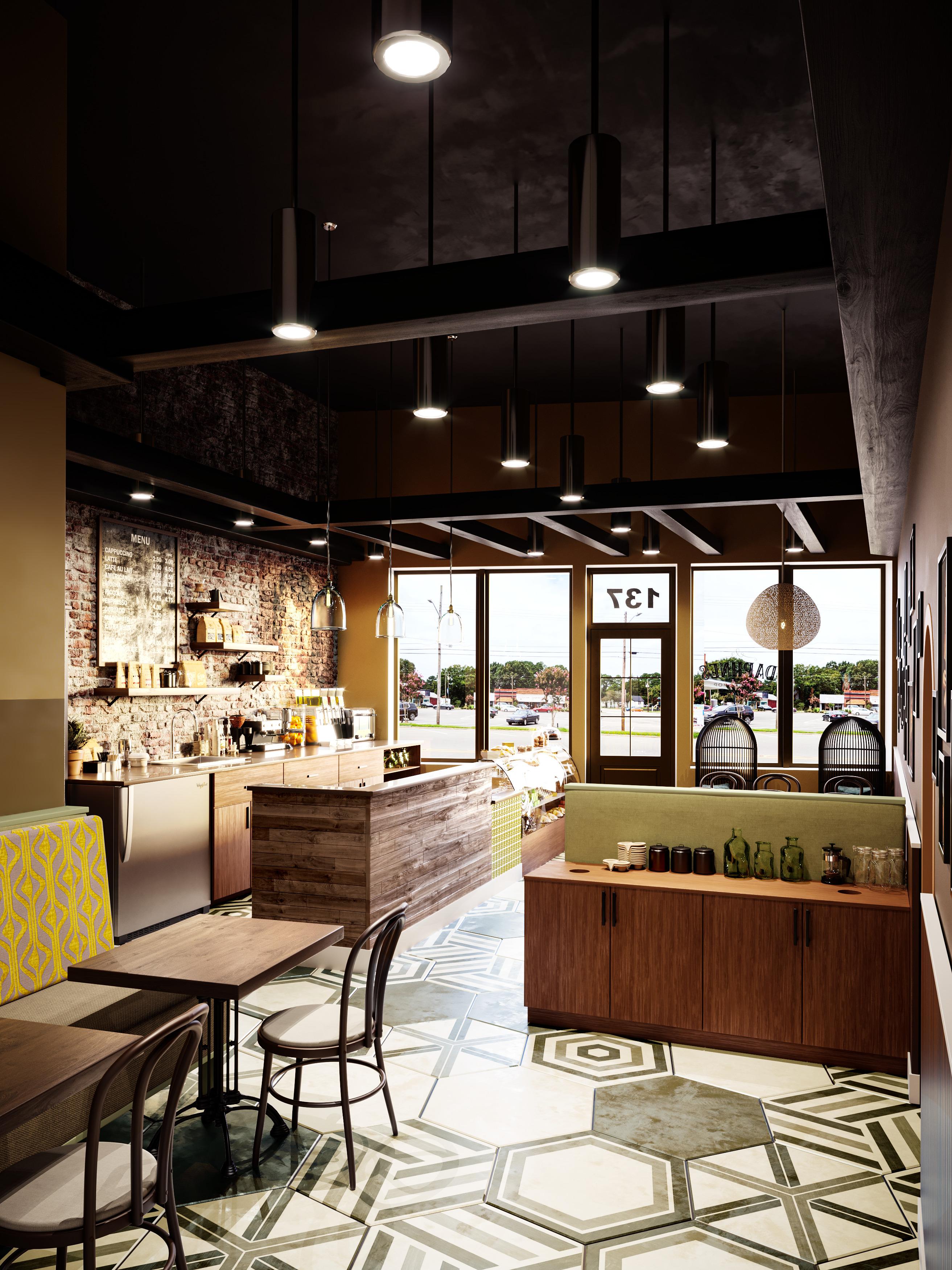 Blue Jay Bistro coffee shop interior image