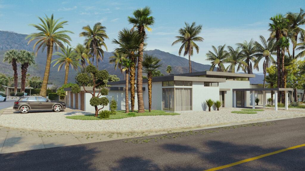 Camino Exterior Dream Home image