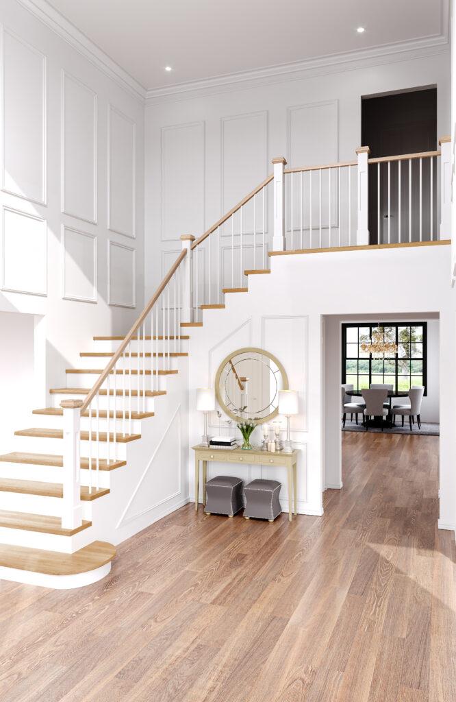 Foyer rendering image