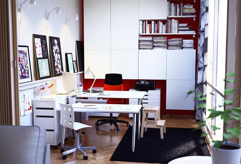 IKEA interior render image