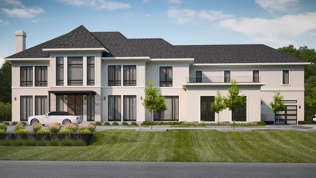 Langley Hill front exterior image