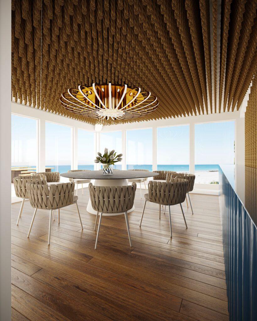 Sea Legs Restaurant Inteior image